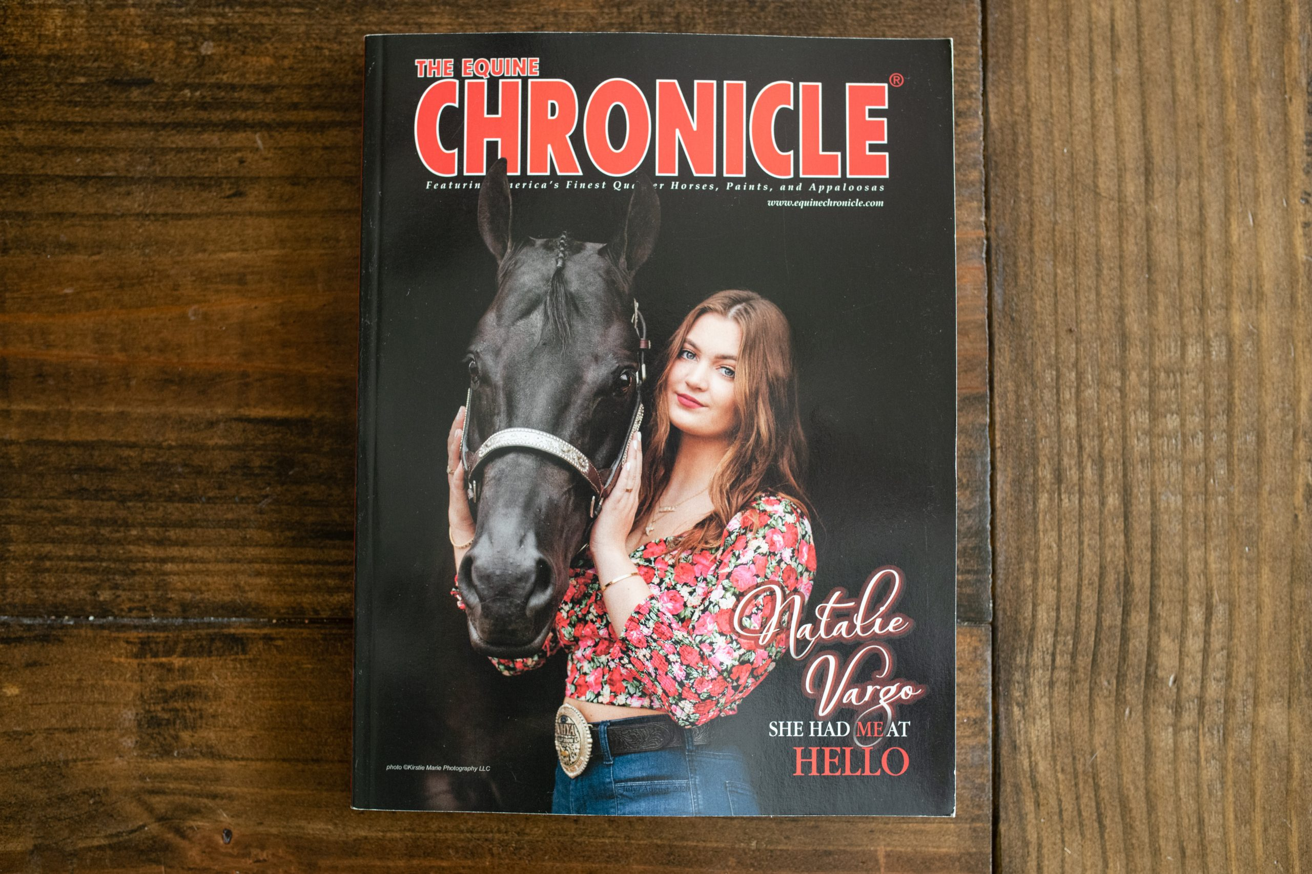 Equine Chronicle Cover
